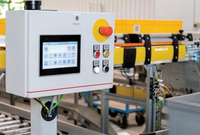 Nuevas soluciones rentables de HMI y HMI + PLC